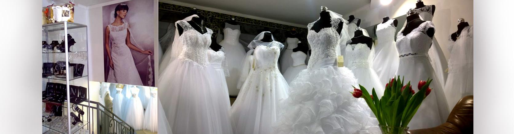 Sklep sukien ślubnych
